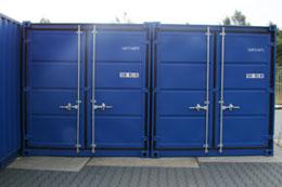 Verwonderend Containers - Busscher Weerselo VS-54